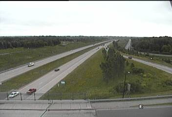 EB @ SB Dell Road - US 212 - near Eden Prairie - Minnesota
