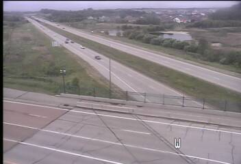 EB @ Powers Boulevard - US 212 - in Chanhassen - Minnesota