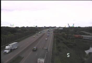 SB @ Energy Park Drive - MN 280 - in Lauderdale - Minnesota