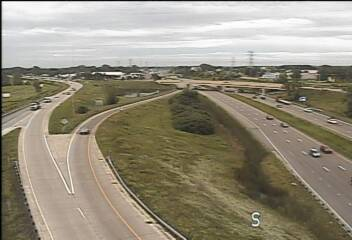 NB @ Co Rd 10 - I-35W - in Mounds View - USA