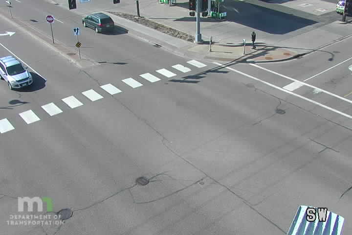 Robert St NB @ Moreland Ave - Robert St NB @ Moreland Ave - in West Saint Paul - Minnesota