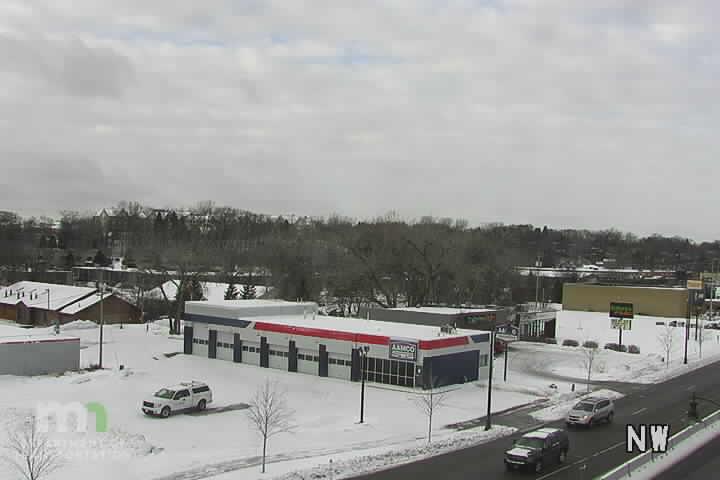 Robert St NB @ Wentworth Ave - Robert St NB @ Wentworth Ave - in West Saint Paul - Minnesota