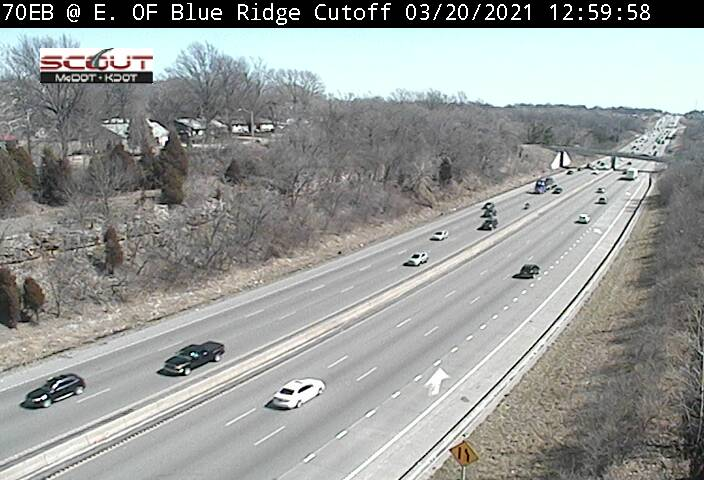 I-70 EB E OF BLUE RIDGE CUTOFF @ (none) (F) - USA