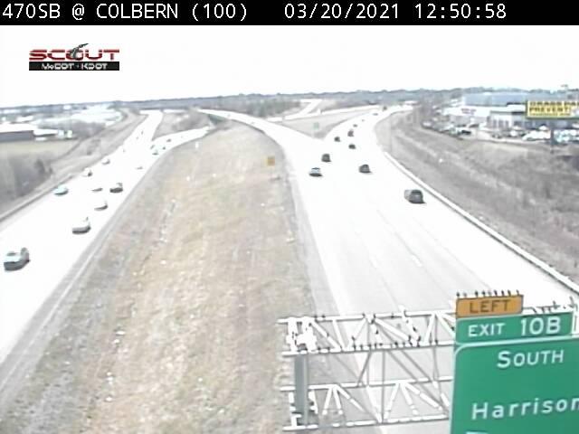 I470 S @ COLBERN ROAD (S) - Missouri