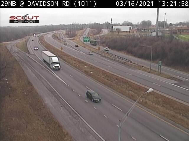 I29 N @ at Davidson Rd (N) - Missouri