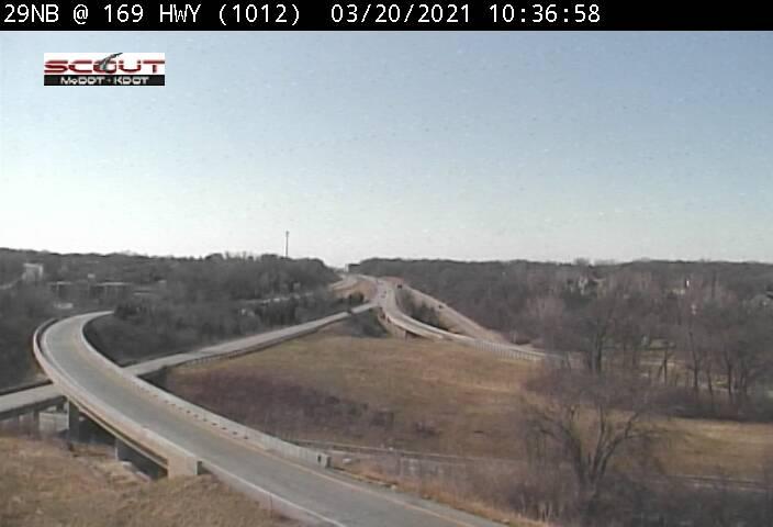 I29 N @ at 169 Hwy (N) - Missouri