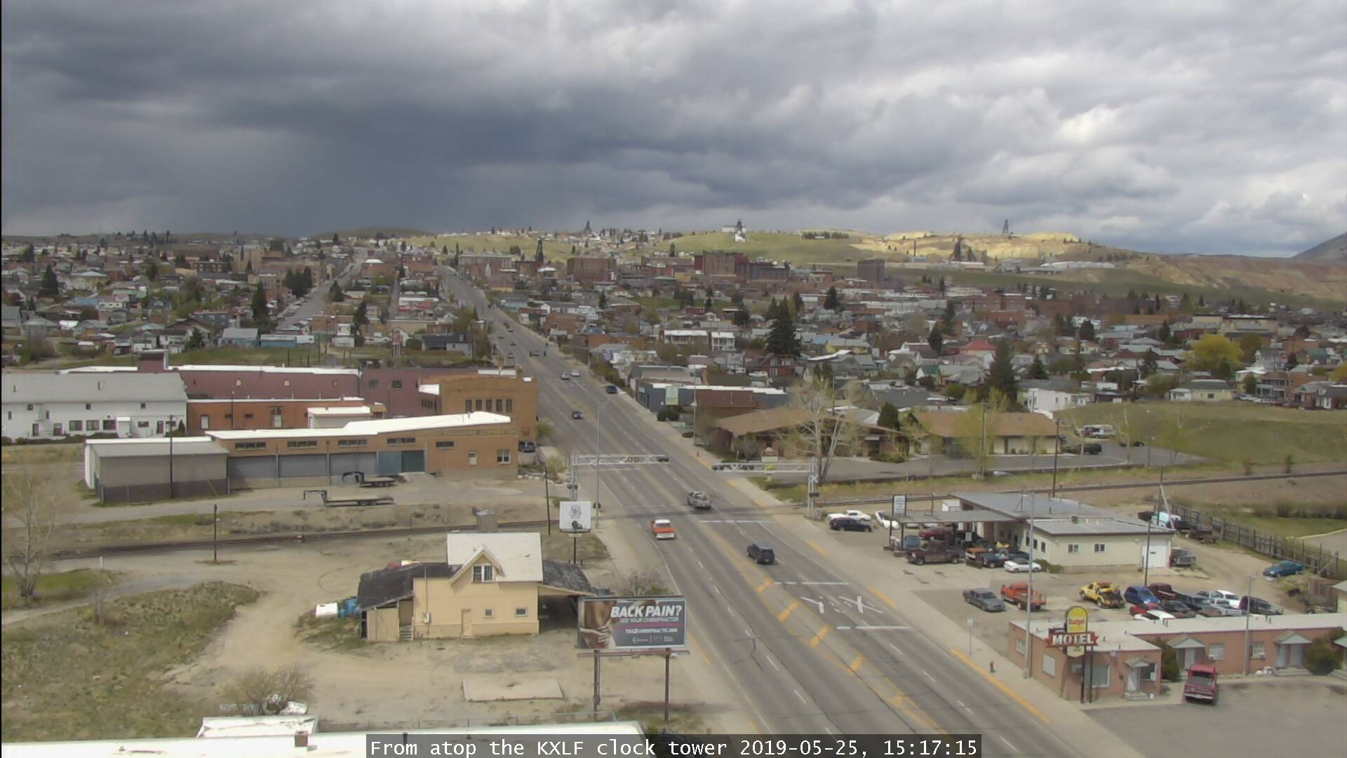 Butte I-CAM - Montana