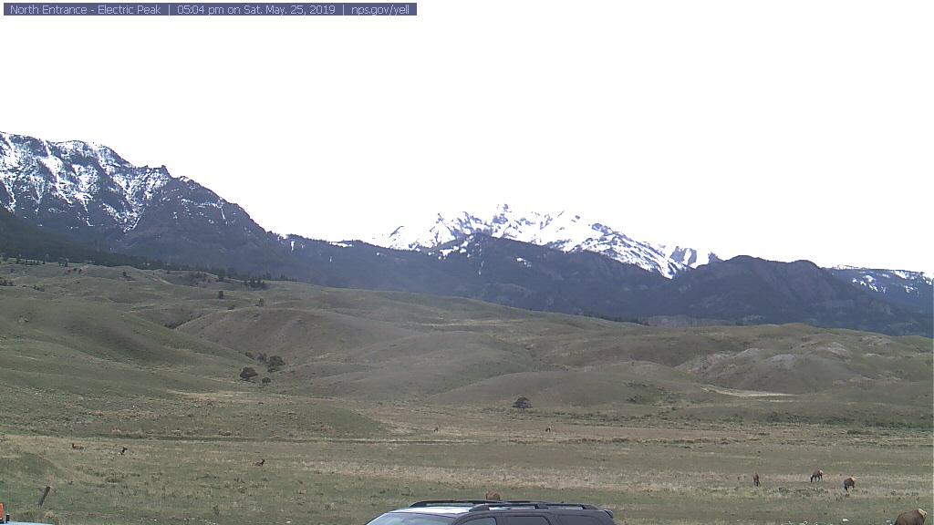 Gardiner, MT (Electric Peak, North Entrance) - Montana