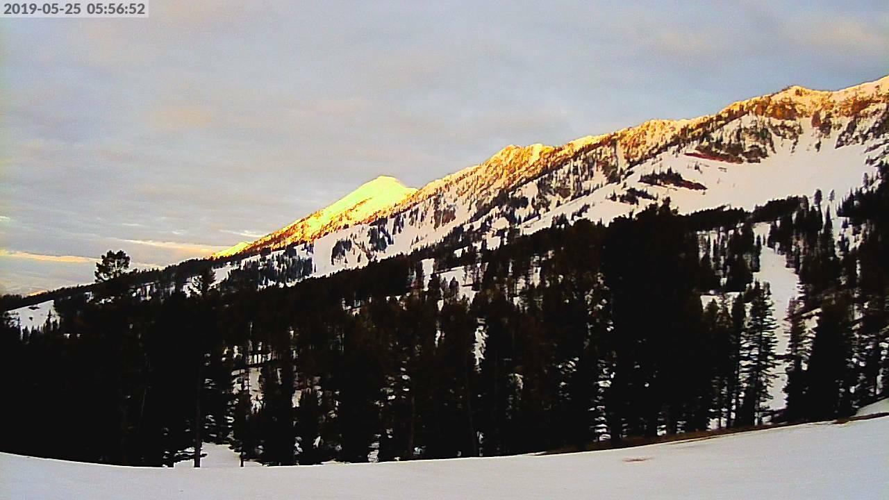 Bridger Bowl Ski Resort, MT  - Mid Mountain & Alpine Area - Alpine Cabin - Montana