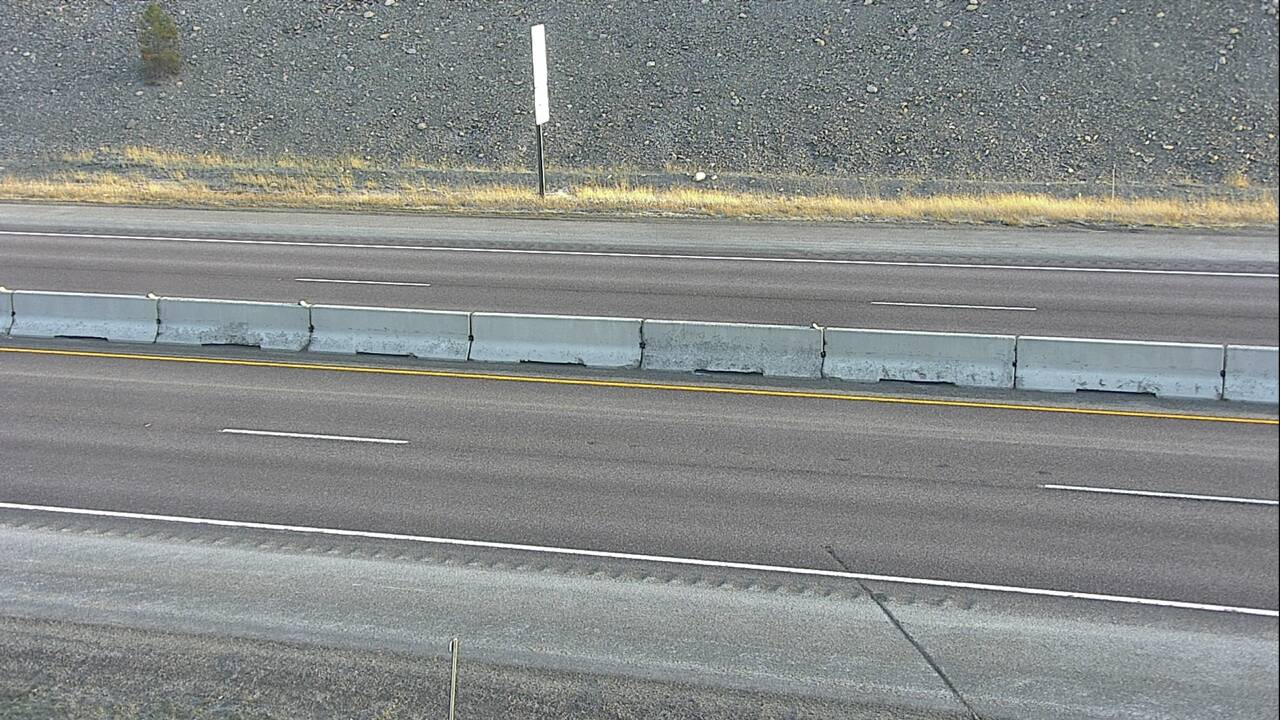 Ninemile - Roadway Elev 3170 - Montana