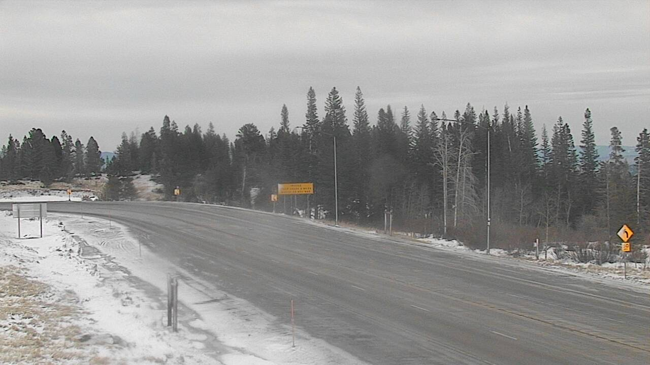 MacDonald Pass - East Elev 6320 - Montana