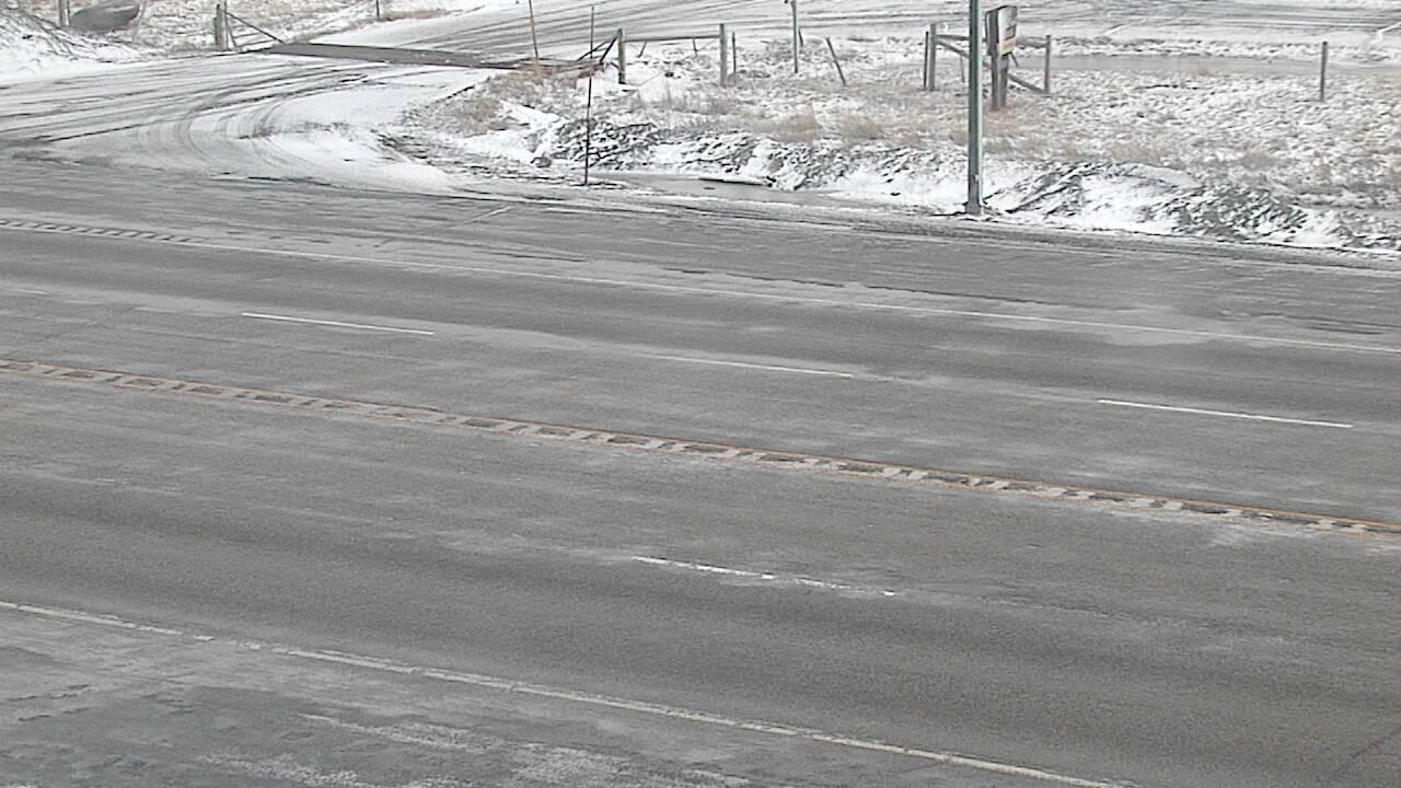 MacDonald Pass - Roadway Elev 6320 - Montana