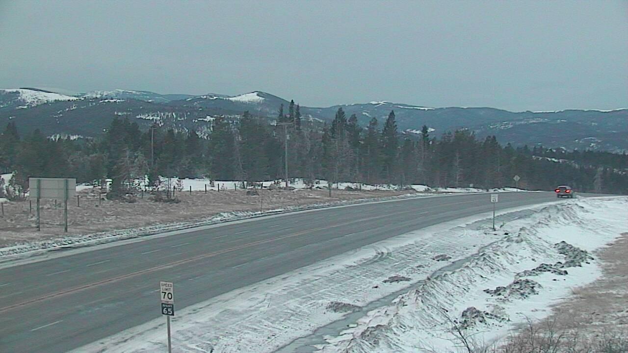 MacDonald Pass - West Elev 6320 - Montana