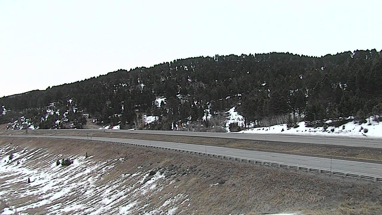 Boulder - North Elev 5600 - Montana