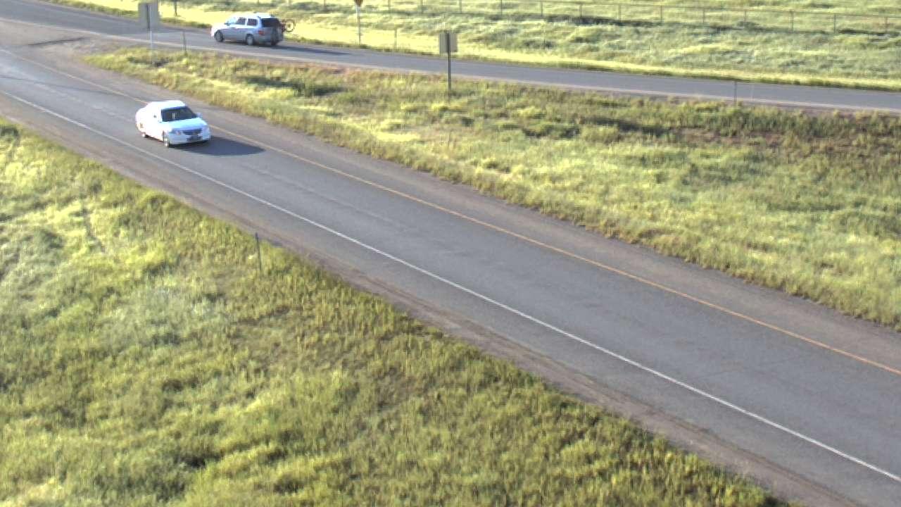 Garrison - Roadway - Montana