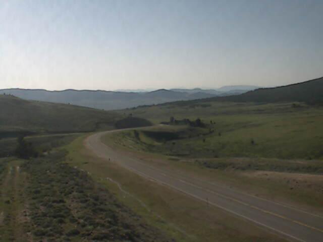 Big Hole Pass S-278 MP 32 - Southeast Elev 7400 - Montana