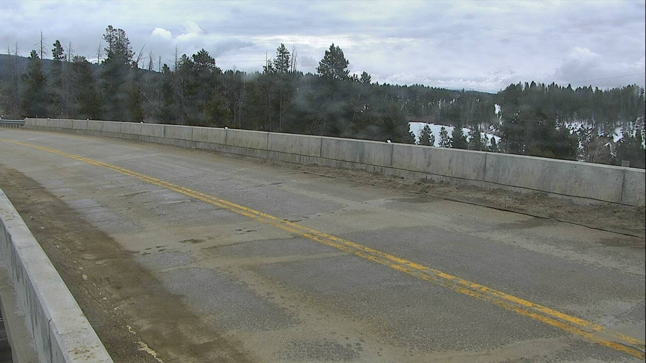 Homestake - Overpass Deck - Montana
