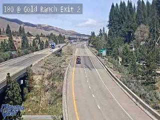 I-80 at Exit 2 Gold Ranch - TL-200102 - USA
