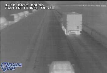 I-80 and Carlin Tunnel West EB (Thermal) - TL-300120 - USA