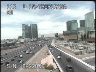 I-15 NB Blue Diamond South - TL-100116 - Nevada and Vegas