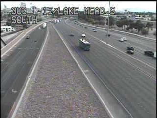 I-15 NB Lake Mead S - TL-100303 - Nevada and Vegas