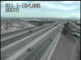 I-15 SB Lamb - TL-100311 - Nevada and Vegas