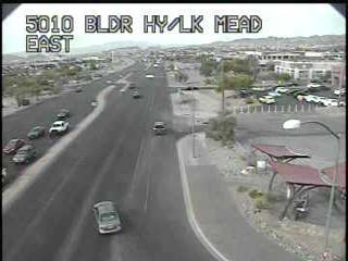 Lake Mead and Boulder Highway - TL-105010 - Nevada and Vegas