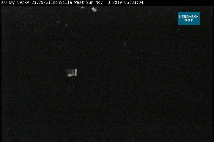 Near Wilsonville - Hwy 89 looking west - NE 89 - USA