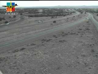 I-25 SB @ Old Pecos Trail - USA
