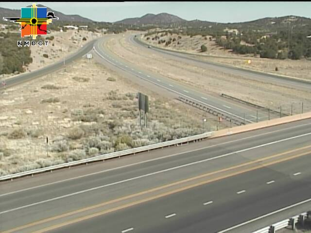 I-25 NB @ Old Pecos Trail - USA