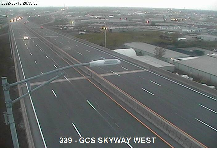 QEW West of the Welland Canal (1092) - New York City