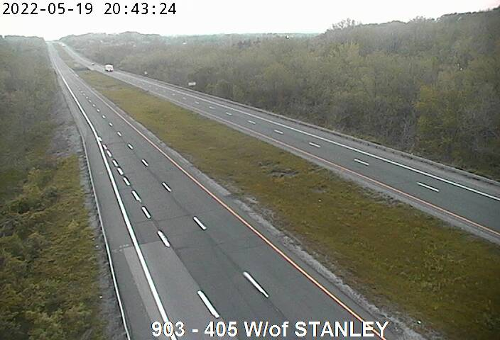 Highway 405 East of St. Paul Ave. (1057) - New York City