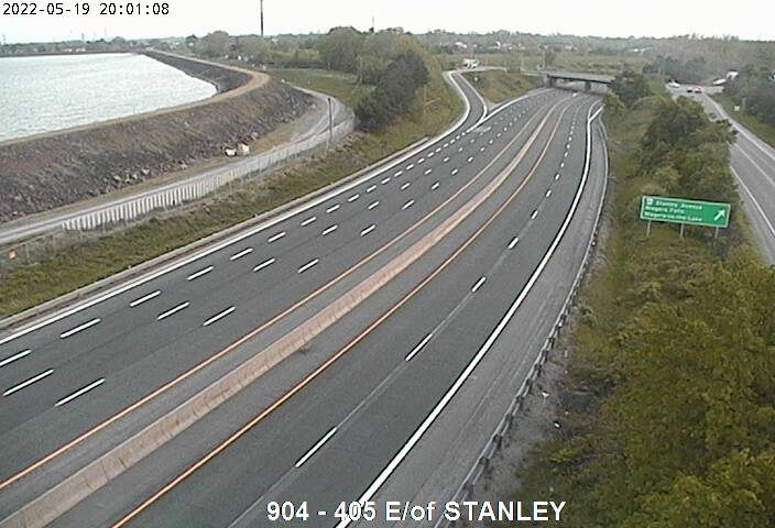Highway 405 East of Stanley Ave. (1058) - New York City
