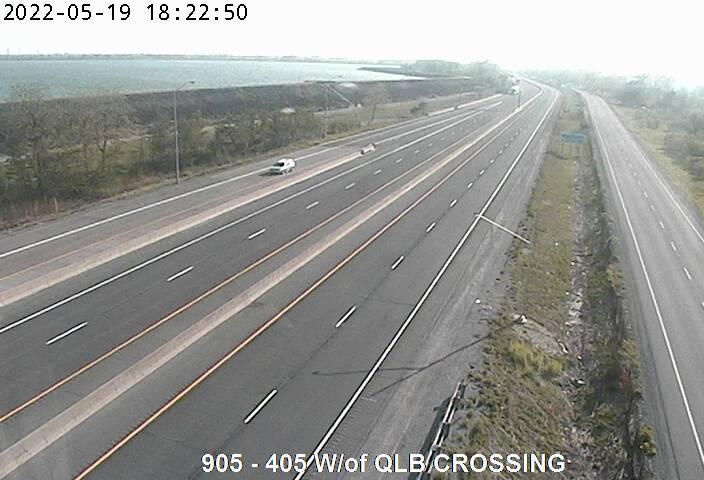 Highway 405 between Stanley Ave./Niagara River (1059) - New York City