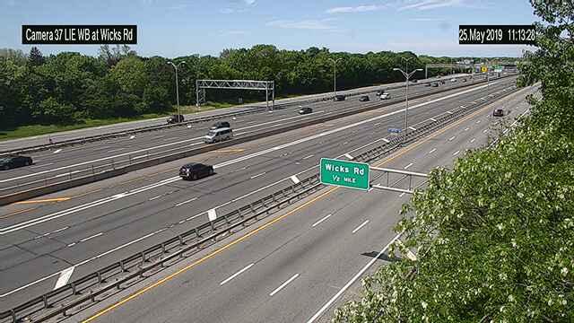 I-495 at Exit 53 Ramp - Wicks Rd (37) - New York City