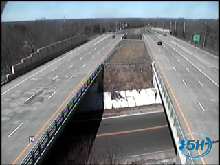 I-295 @ NJ-33, Hamilton (6460) - New York City