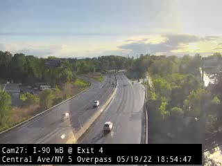 I-87 NB Ramp at Grooms Road (5161313) - New York City