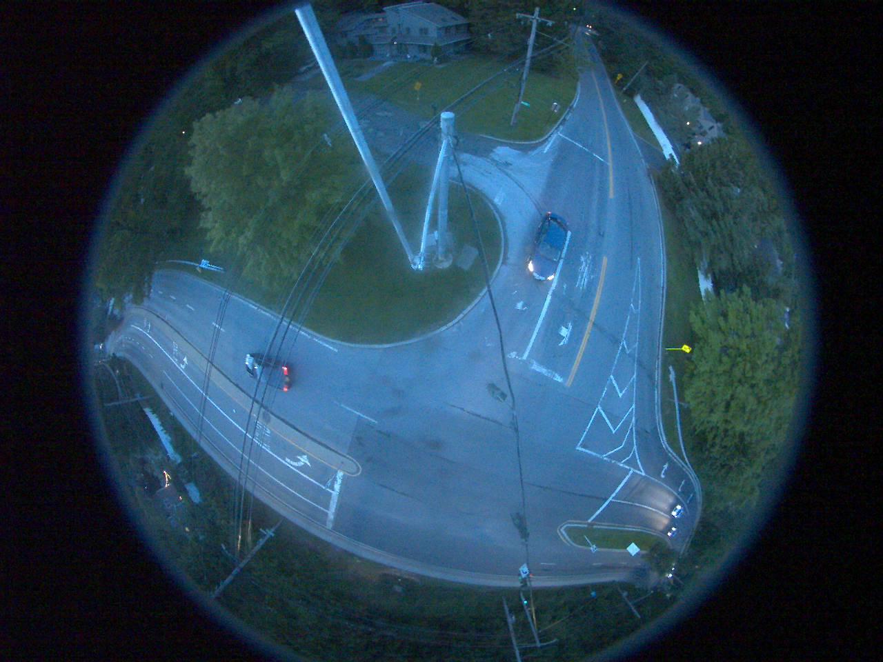 I-95 @ Allings Crossing Rd (8326) - New York City