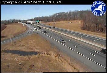 I-87 at Interchange 13 (Palisades Parkway) (1ml02080s) - USA