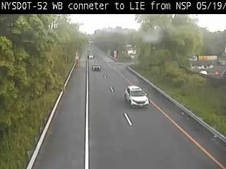 I-90 at Interchange 50 (Williamsville Toll Barrier) (4ml41965w) - New York City