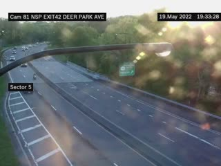 I-90 at Route 33 (4ml42160w) - New York City