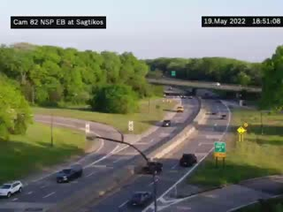 I-90 Between Interchange 52 (Walden Ave) and 51 (Route 33) (4ml42232e) - New York City