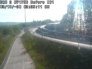 I-190 at Interchange 3 (Seneca Street Route 16) (4ni00228s) - New York City