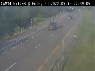 I-190 South of the Peace Bridge Peace Bridge (4ni00687s) - New York City