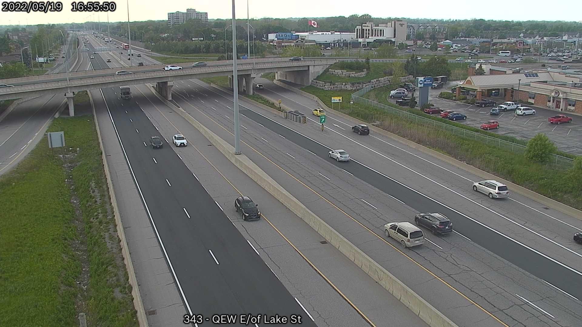 Brooklyn Queens Expressway @ Adams Street (4366542) - New York City