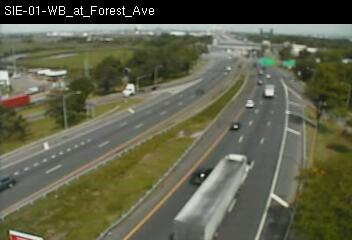 Staten Island Expressway @ Forest Avenue (4366627) - New York City