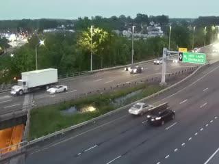 I-87 NB MP 14.9 TZ Bridge (1ml01490b) - New York City