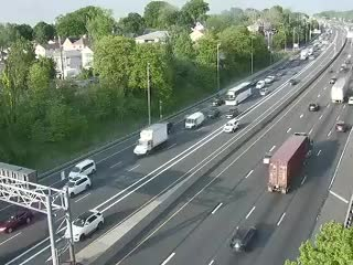 I-87 NB MP 15.9 TZ Bridge (1ml01590n) - New York City
