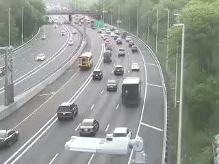 I-87 NB MP 14.9 TZ Bridge (sbrlokaco5c) - USA
