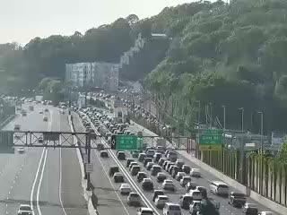 I-87 NB MP 14.9 TZ Bridge (tdxkbaz21tc) - New York City
